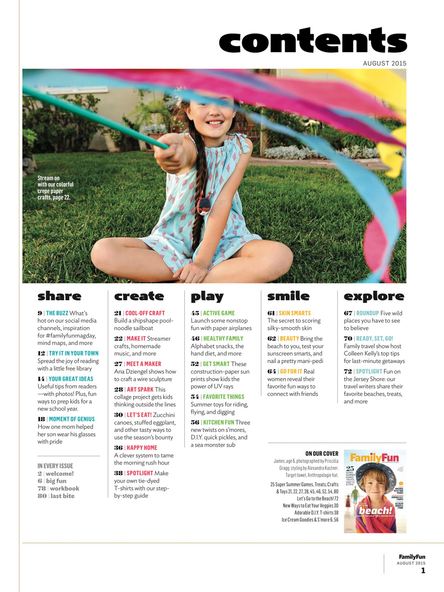 Family Fun Mag August 2015 Tear3