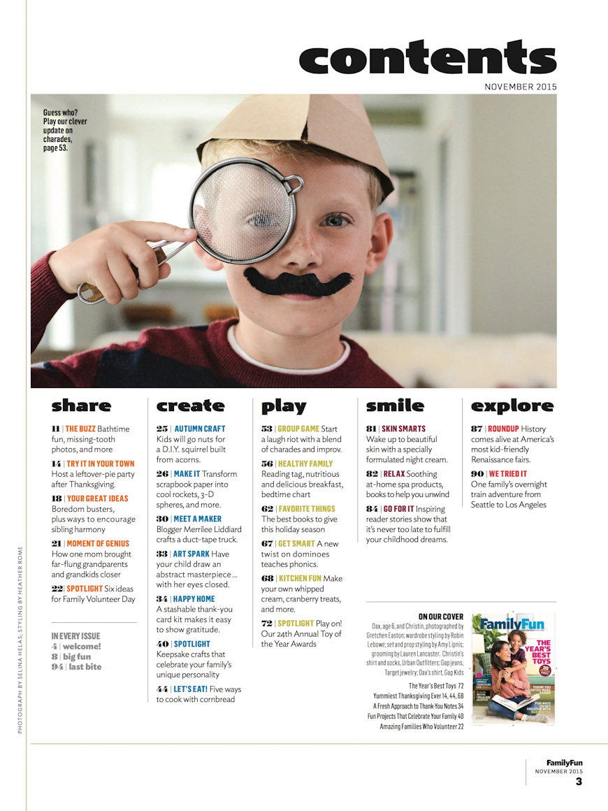family fun magazine--2