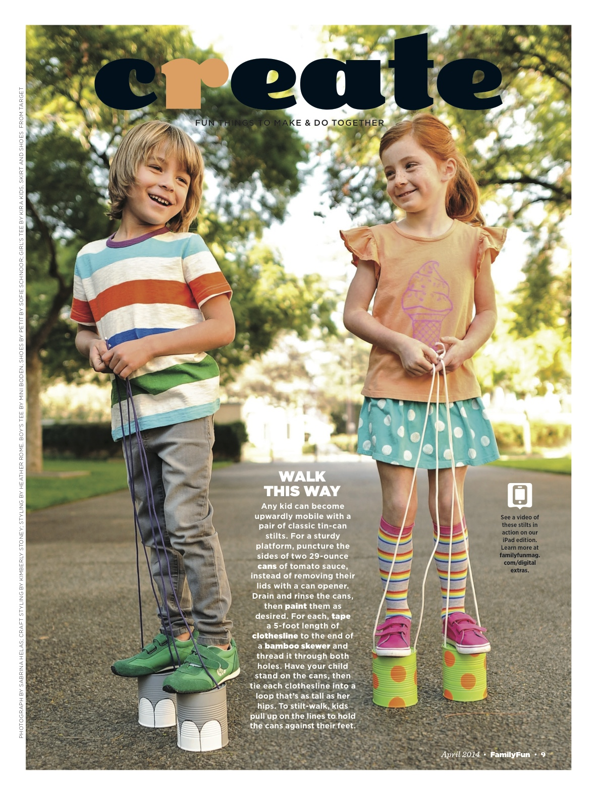 family fun magazine tear 4.14